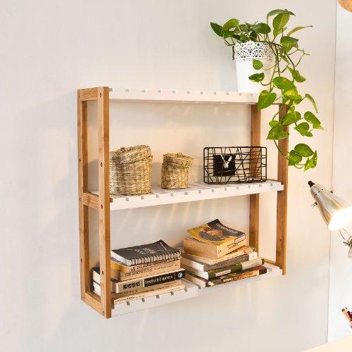 Optimiser une petite salle de bains 8 astuces indispensables for Etagere murale de cuisine