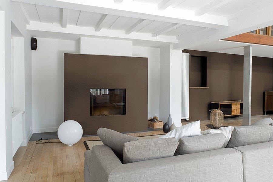 5 couleurs pour mettre de l 39 ambiance dans votre salon - Couleur moderne salon ...