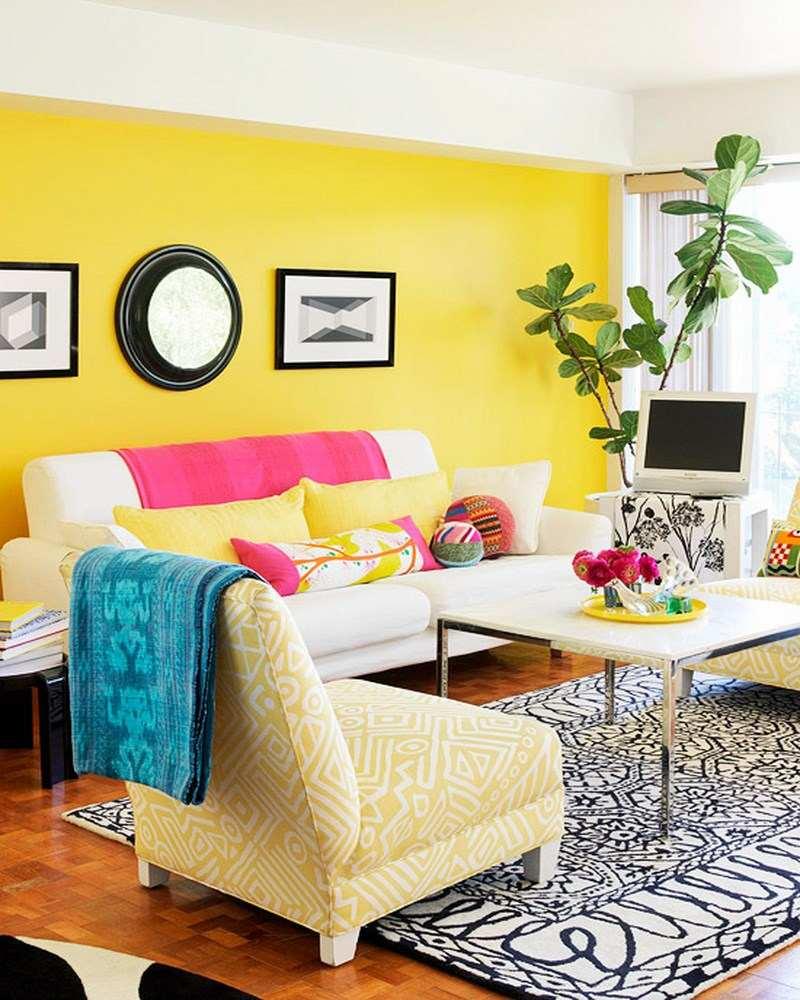 5 couleurs pour mettre de l\'ambiance dans votre salon