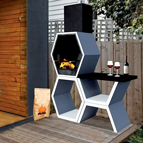 Nos 10 plus belles id es d co pour une terrasse d 39 t agr able for Barbecue contemporain exterieur