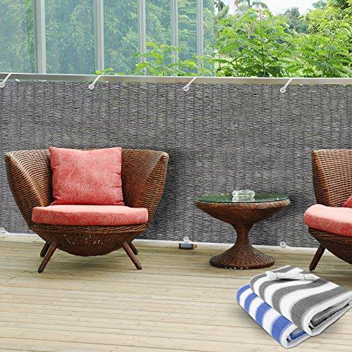 nos 10 plus belles id es d co pour une terrasse d 39 t agr able. Black Bedroom Furniture Sets. Home Design Ideas