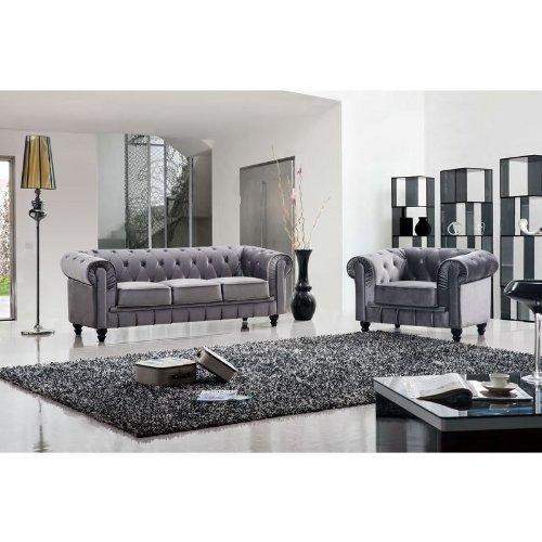 Canapés Au Style Rétro Pour Parfaire La Déco De Votre Salon - Canapé 3 places pour École de décoration d intérieur