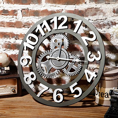 Horloge murale cuisine originale conceptions de maison for Horloge originale salon