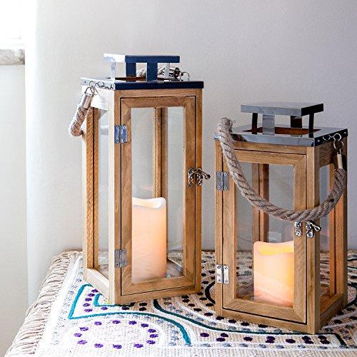 Les 20 meilleures id es de d coration avec des bougies - Grosse lanterne exterieur ...