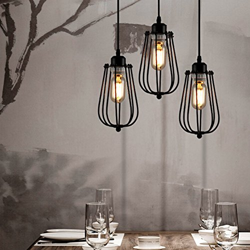 Suspension industrielle 25 luminaires pour illuminer votre int rieur - Suspension vintage industriel ...