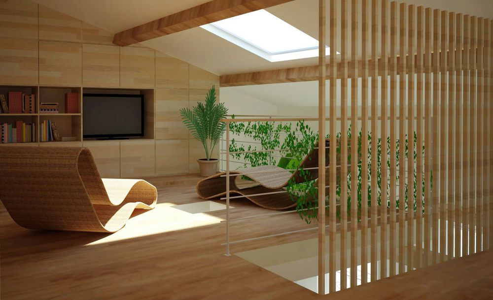 Idee amenagement combles maison design for Idee d amenagement de combles