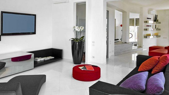 10 conseils pour r nover et relooker votre salon du sol au for Agencement meuble salon