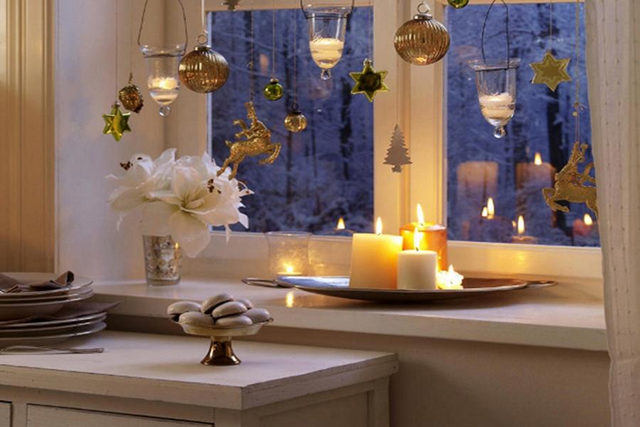 Très Les 20 meilleures idées de décoration avec des bougies DN96