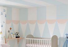 Des Couleurs Pastel Pour Une Chambre De Bébé Douce Et Chaleureuse