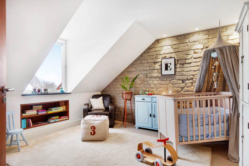 30 id es d co pour am nager et d corer vos combles. Black Bedroom Furniture Sets. Home Design Ideas