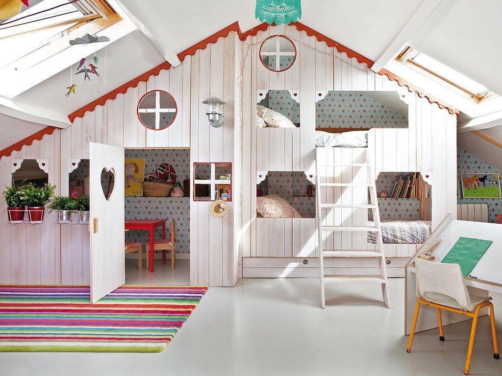 30 idées déco pour aménager et décorer vos combles