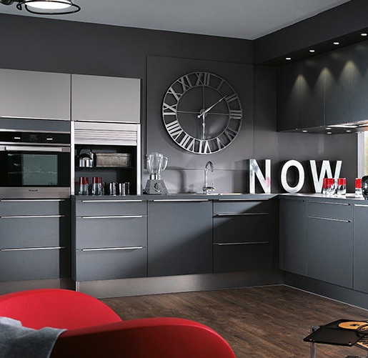 horloge de cuisine 20 jolis mod les pour une d coration. Black Bedroom Furniture Sets. Home Design Ideas
