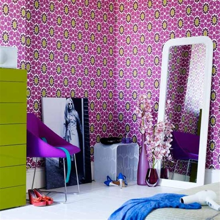 5 accessoires d co que les ados aiment avoir dans leur chambre - Papier peint chambre fille ado ...