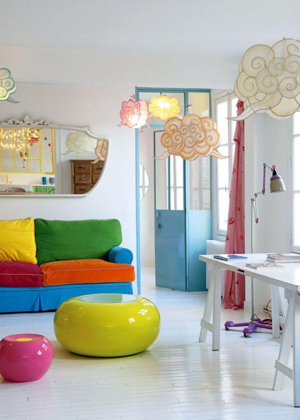 10 id es pour rendre un salon chaleureux et convivial for Salon chaleureux